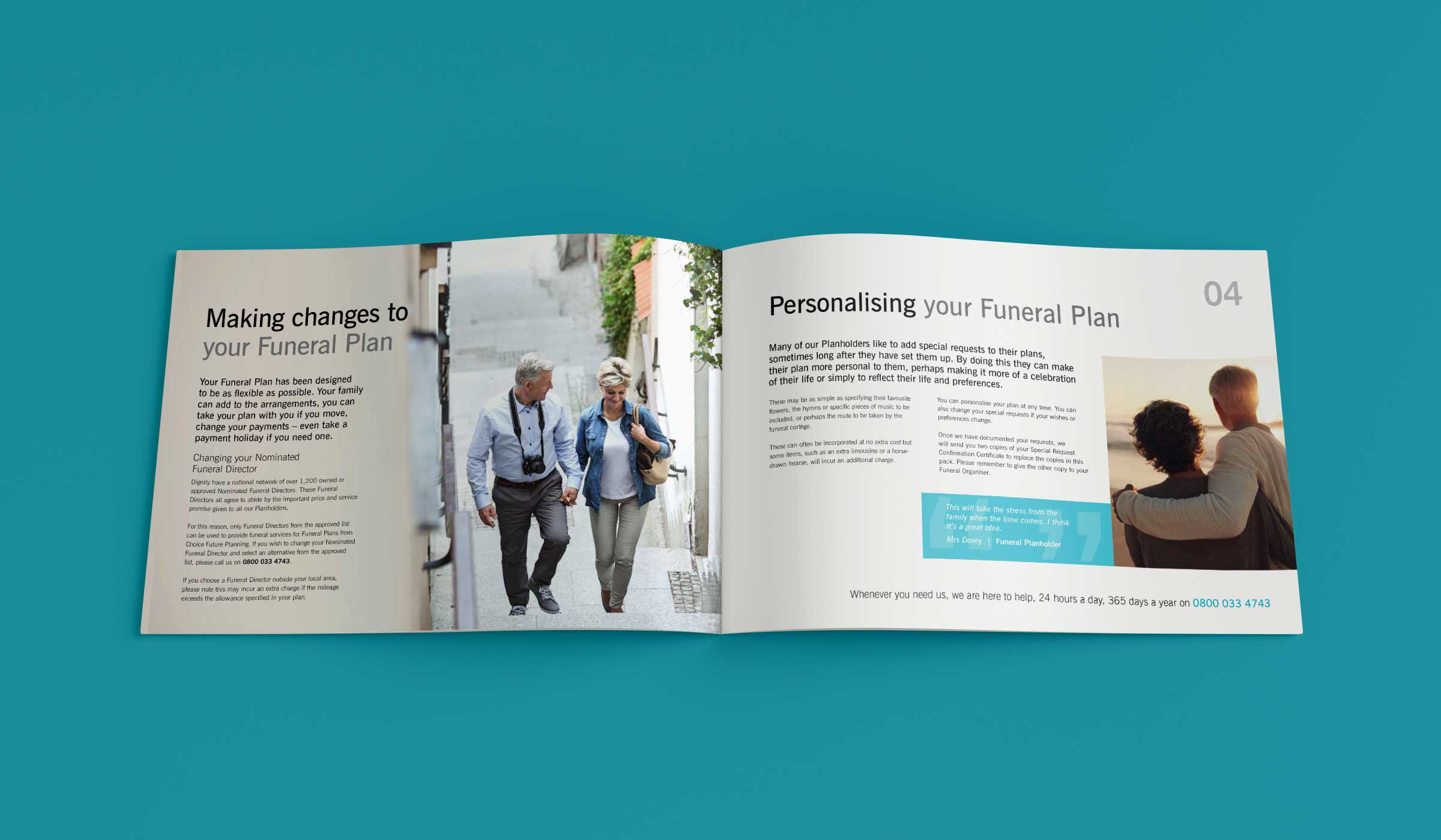 Choice Future Planning Brochure