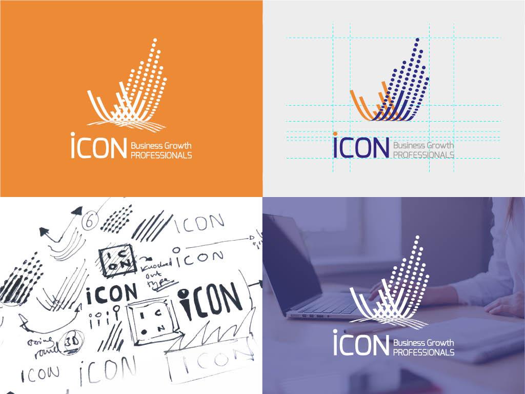 Icon Branding Grid