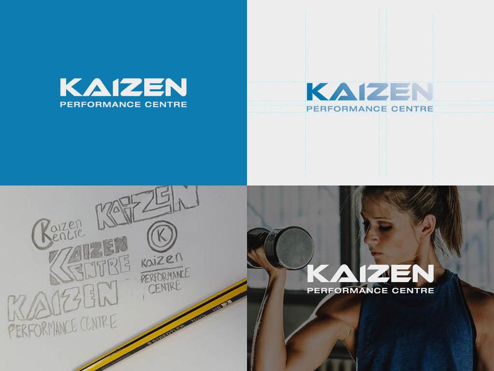 Display of Kaizen Branding