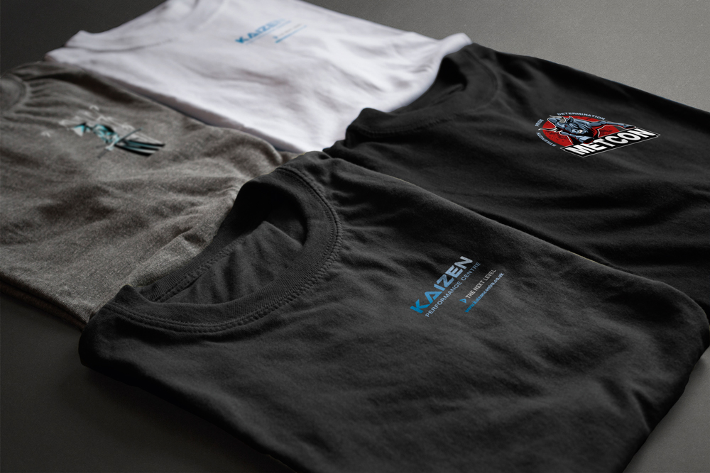 Kaizen branded tshirts