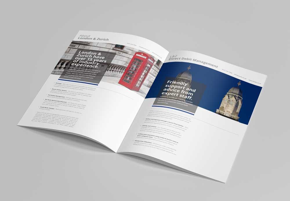 London Zurich Brochure