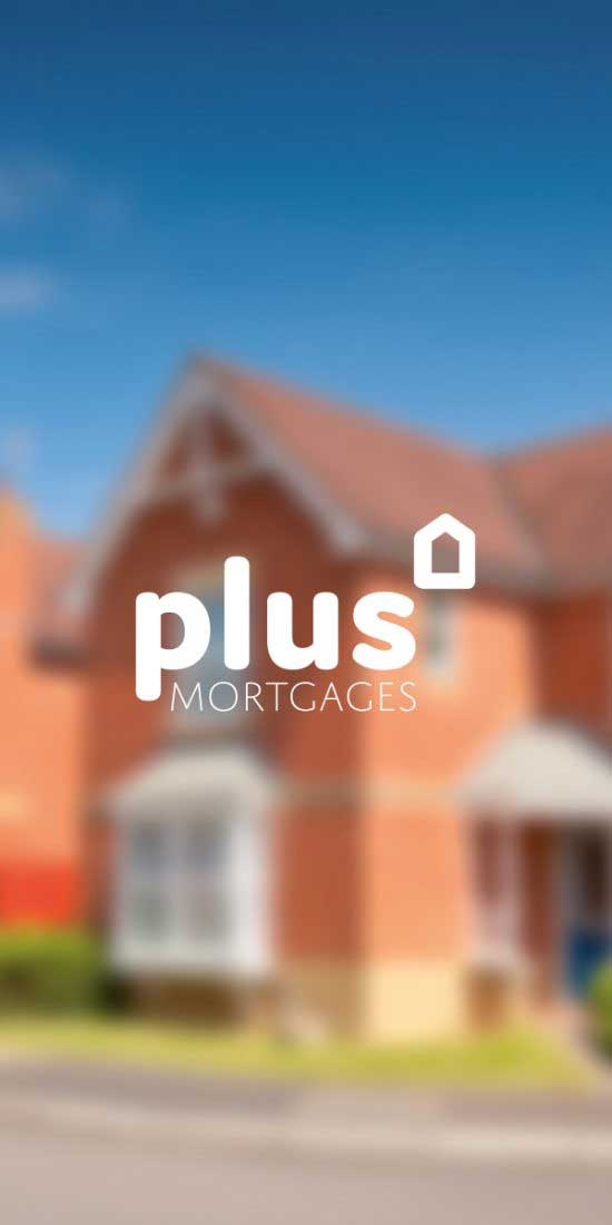 Plus Mortgages Graphic