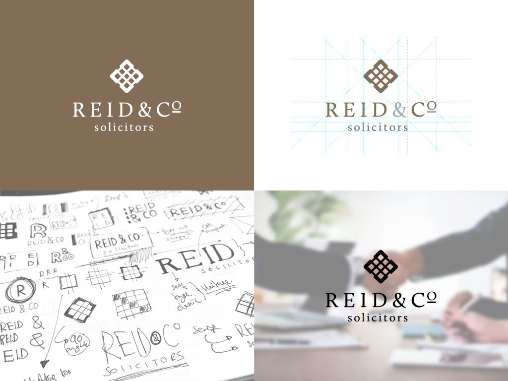 Reid and Co Branding