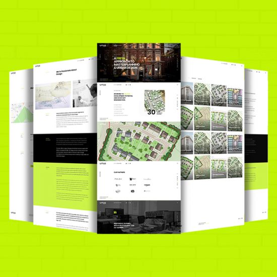 Presentation of Umma Architecture Website