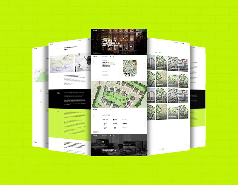 Presentation of Umma Architecture Website
