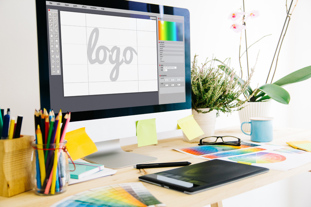 What's the difference between branding and graphic design
