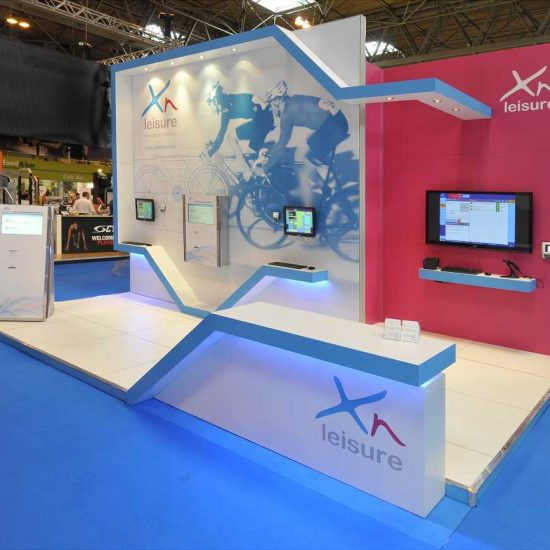 XN Leisure Exhibition Display